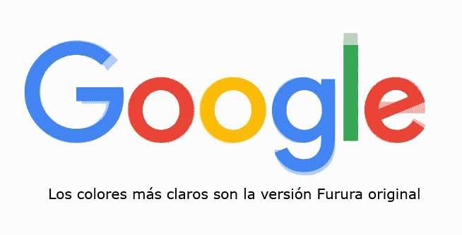 google logo futura - ¿Cuál es la nueva fuente del logo de Google?