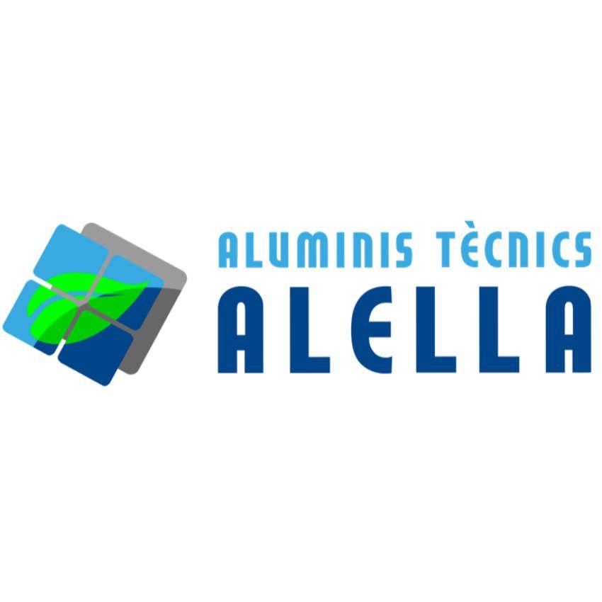 Logo carpintería de aluminio