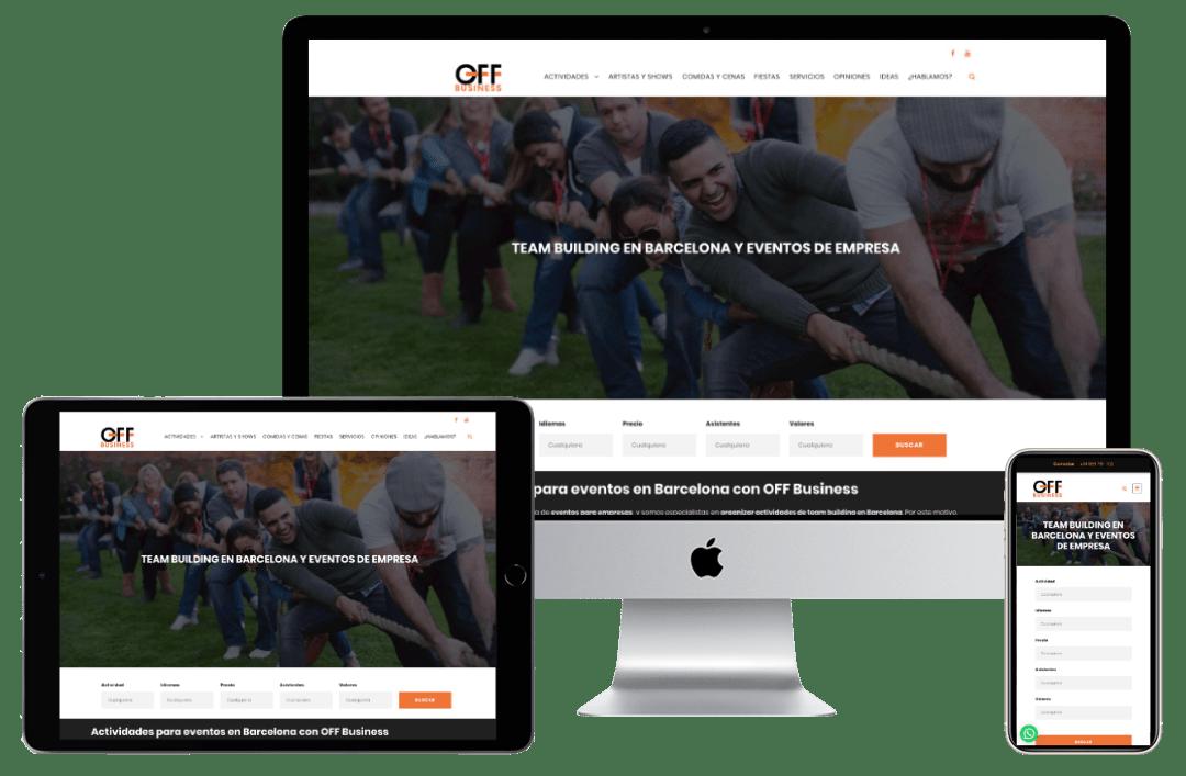 Catálogo online de productos y servicios