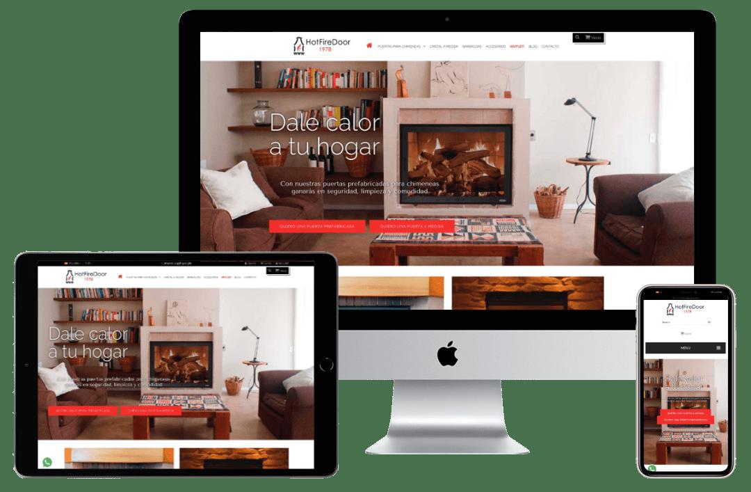 Diseño web PrestaShop en Barcelona