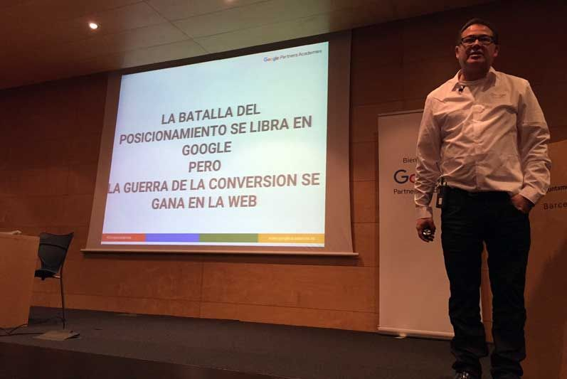 Google Partners Barcelona 2016