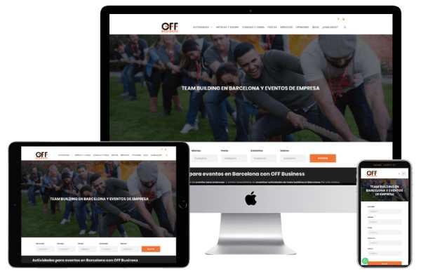 Diseño web de catálogos online