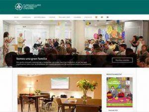 Diseño web para fundaciones sin ánimo de lucro